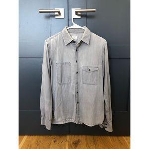 Vintage Rag & Bone denim shirt